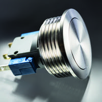 New Metal Line Switches Come with 24 mm. Mounting Diameter