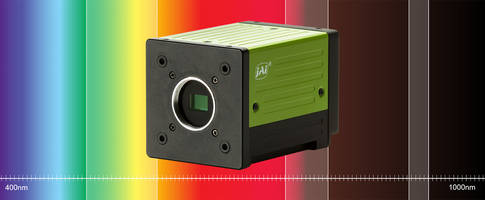 New Flex-Eye Multispectral Cameras Can be Placed at Multiple Locations Across 400-1000 nm Range