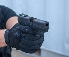 New Mepro FT Bullseye Optical Pistol Sight for Daytime and Night-time Operations