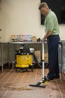 New Floor Cleaning System Filters and Recycles Cleaning Solution