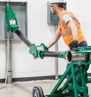 New Cable Puller Features Force Indicator Display