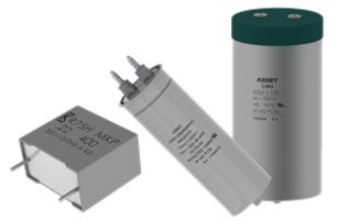 New Film Capacitors Constructed with Aluminum Canister Design