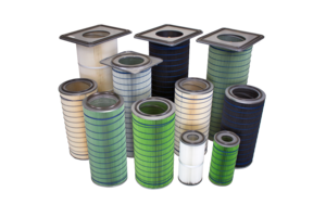 Long-Lasting HemiPleat® Replacement Filters Fit Most Dust Collector Brands to Help Reduce Maintenance Costs Over Time