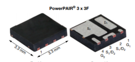 New 30 V n-channel MOSFET Delivers Increased Power Density and Efficiency