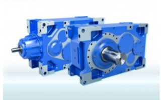 New Industrial Gear Units Equipped with Ribbed UNICASE Housing
