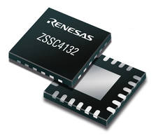 New ZSSC4132 Sensor from Renesas Comes with LIN v2.2a Interface