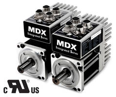 MDX Integrated Servo Motors from Applied Motion Products are Now UL Recognized