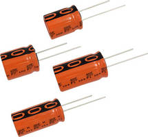 Latest ENYCAP Energy Storage Capacitors are RoHS-Compliant and AEC-Q200 Qualified