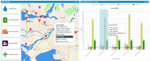 Latest Software from Flowfinity Provides Support for Hosting GIS Mapping Solutions