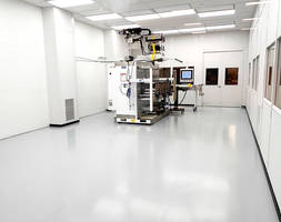 New Class 7 Clean Room Die Cutting with Inline Inkjet Printer