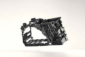 New Carbon and Glass Fiber-Reinforced Polypropylene Ensures Light, Integrated and High-Performing Solutions