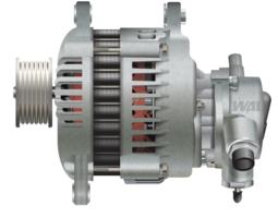 New Heavy Duty Alternators Offer High Field Quality
