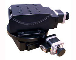 Latest Dual-axis Yaw and Pitch Stages are Compatible Multi-Axis Motion Controller