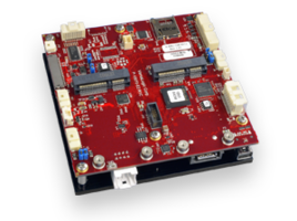 New Compact and Rugged Embedded Computing System with Error Correcting Memory