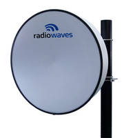 New Wideband Parabolic Antennas Come with Dual-Polarized N-Type Connectors