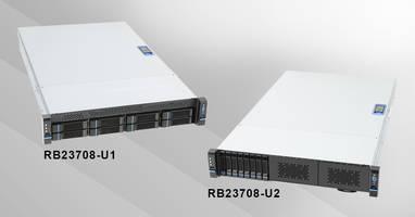 New Level 6, 2U Rackmount Server Pre-integrated with 2-socket Intel Server Board