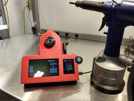 New Hand Tool Calibration Unit with Ability to Measure Pulling Force of Tool