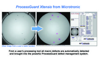 New ProcessGuard Xtensis Detect Macro Defects and Classify Wafers
