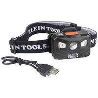 New Rechargeable Headlamps with Pivoting Mount Allows up to 64-degree Lighting Angle
