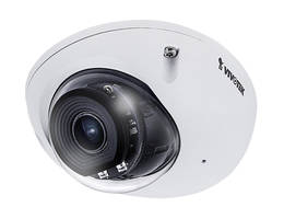 New IR Mini Dome Cameras Come with Built-in 802.3af Compliant PoE