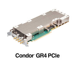 New Rugged PCIe Graphics/GPGPU Card with Four 3G-SDI Inputs and Outputs