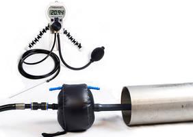 PurgElite® Tandem Pipe Purging System