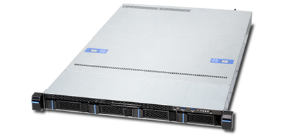 New RB13804 1U Xeon HPC Server is Designed for Mission-Critical and Storage-Focused Applications
