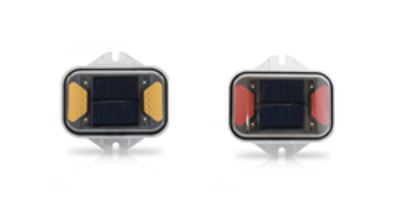 New Solar LED Flasher Lights Offer Visibility for up to One Mile in Any Location