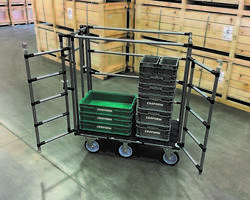 Creform Cart First for The First Responders at Health Care Events