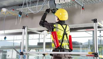 New Wearable Exoskeleton Improves Health and Safety of Customers
