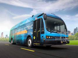 New Electric Buses with Approximately 350 km of Range on ETS Routes