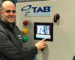 New Touch-screen Control Panels with Built-in Instructional Training Videos