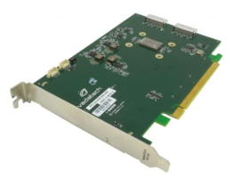 New PCI124 and PCI125 Modules Support 16 Lanes