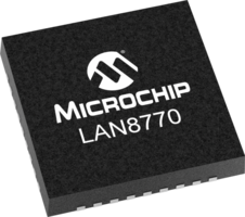 New LAN8770 Ethernet Physical Layer Transceiver is IEEE 802.3bw Compliant