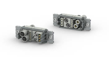 New CombiTac Direqt Modular Connector System is Shock and Vibration Resistant