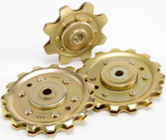 New Idler Sprockets are Tailored for Optimized Performance and Economical Pricing