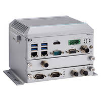 New tBOX510-518-FL Railway Computer is Ideal for Data Transmission in Train Control and Rail Signaling