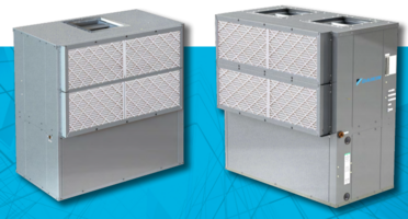New Daikin SmartSource DOAS Features Multi-stage and Uneven Compressor Tandem