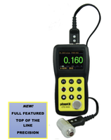 New Ultrasonic Thickness Gauge with 4/Second Refresh Rate