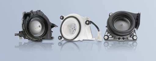 New Hybrid Battery Cooling Fans Deliver Dependable Operation and Optimal Service Life