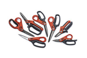 New Crescent Wiss Tradesman Shears Feature Force-to-cut Ratio and Ergonomics for High Comfort