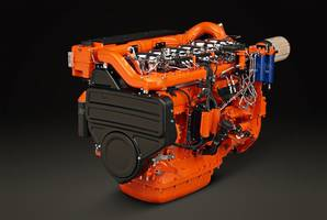 Scania Introduces 900 and 1,150 Horsepower Engines for the North American Pleasure Market with Class-Leading Power-to-Weight Ratio