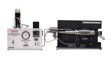 New Mechanical Gel Strength Analyzer Includes Single Cylinder Quizix Q5120 Pump