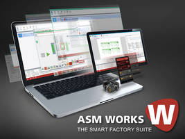 New ASM Works Software Suite for Smart SMT Production