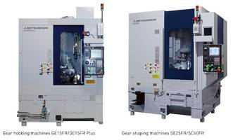 New Hobbing and Gear Shaping Machines Create External and Internal Gears Respectively