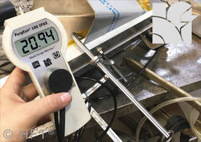 New Weld Purge Monitor with Vacuum-sealed Leak-tight Probe Assembly