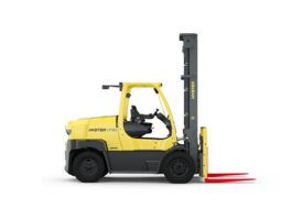 New Lift Trucks for Indoor and Outdoor Operations
