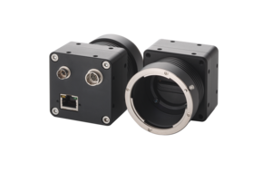 New GigE Vision Line Scan Cameras with F, C and M42-Mount Lens Configurations