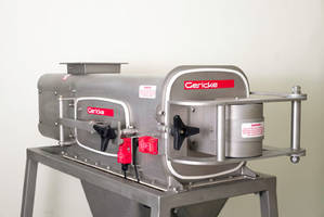 New Centrifugal Sifter Offers High-throughput Screening Option