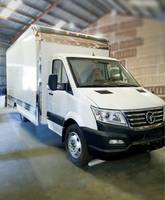New EV Star CarGo+ Delivery Box Trucks with Range of up to 150 Miles on Single Charge